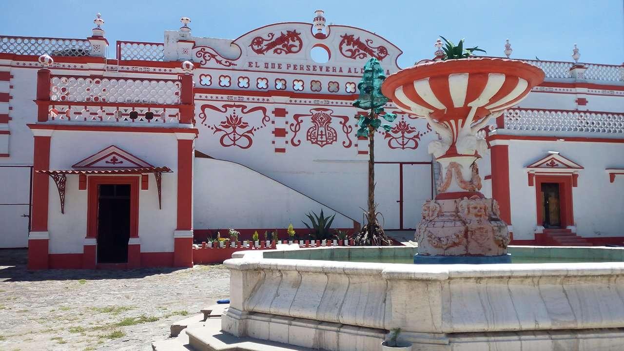 Hacienda - Hacienda San Bartolome